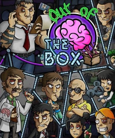 Artwork ke hře Out of The Box