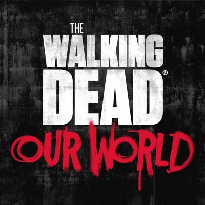 Artwork ke hře The Walking Dead: Our World