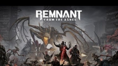 Artwork ke hře Remnant: From the Ashes