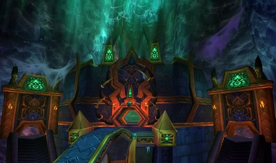 Screen World of Warcraft: Wrath of the Lich King