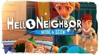 Artwork ke hře Hello Neighbor: Hide and Seek