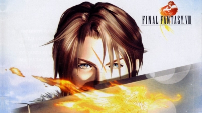 Artwork ke hře Final Fantasy VIII