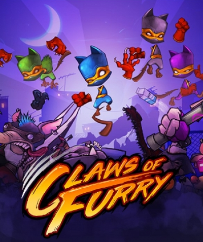 Artwork ke hře Claws of Furry