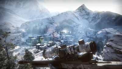 Artwork ke hře Sniper Ghost Warrior Contracts