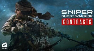 Artwork ke hře Sniper Ghost Warrior Contracts