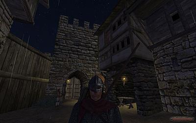 Screen ze hry Mount and Blade