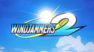 Artwork ke hře Windjammers 2