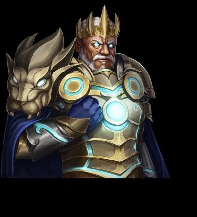 Artwork ke hře BattleRise: Kingdom of Champions