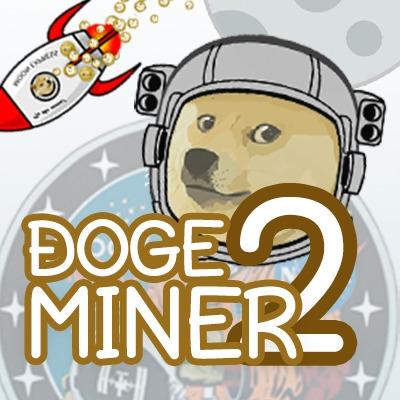Artwork ke hře Dogeminer 2: Back 2 The Moon