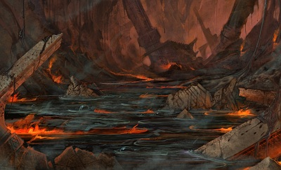 Screen Lord of the Rings Online: Mines of Moria, The