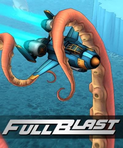 Artwork ke hře FullBlast