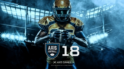 Artwork ke hře Axis Football 2018