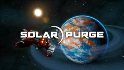 Artwork ke hře Solar Purge