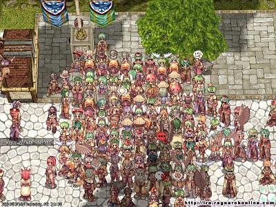 Screen Ragnarok Online