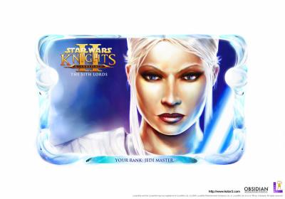 Screen ze hry Star Wars Knights of the Old Republic II: The Sith Lords