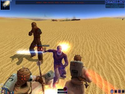 Screen ze hry Star Wars Knights of the Old Republic