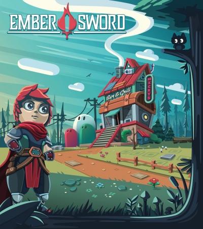 Artwork ke hře Ember Sword