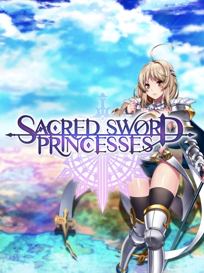 Artwork ke hře Sacred Sword Princesses
