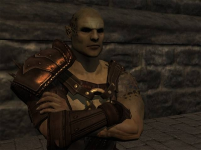 Screen ze hry Mortal Online