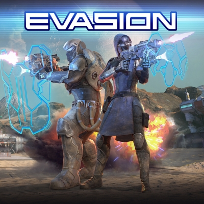 Artwork ke hře Evasion