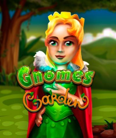 Artwork ke hře Gnomes Garden