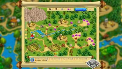 Screen ze hry Gnomes Garden 2