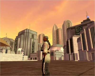 Artwork ke hře Star Wars Galaxies: An Empire Divided