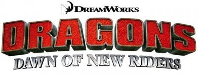 Artwork ke hře Dragons: Dawn of New Riders