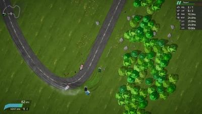 Artwork ke hře Bloody Rally Simulator