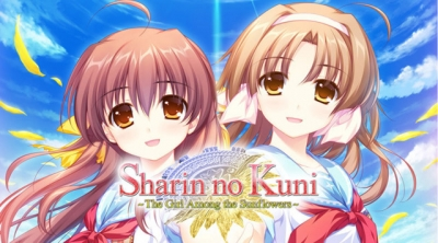 Artwork ke hře Sharin no Kuni: The Girl Among the Sunflowers