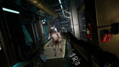 Screen ze hry Killing Floor Incursion