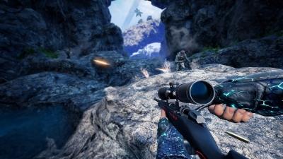 Screen ze hry Islands of Nyne: Battle Royale