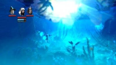 Screen ze hry Trine 2