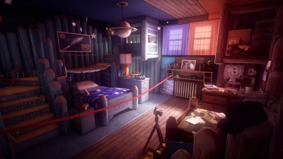 Screen ze hry What Remains of Edith Finch
