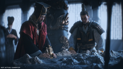 Artwork ke hře Total War: Three Kingdoms