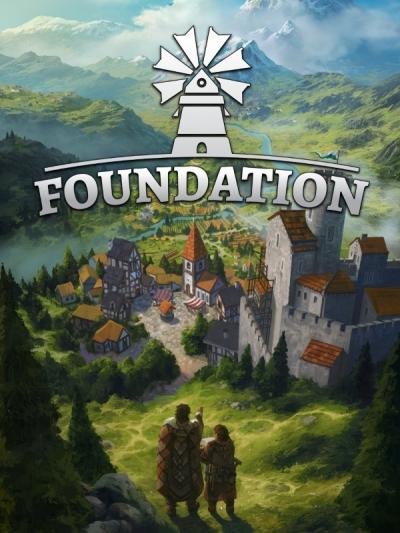 Artwork ke hře Foundation