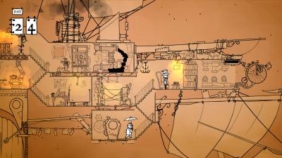 Artwork ke hře 39 Days to Mars