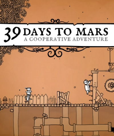 Artwork ke hře 39 Days to Mars