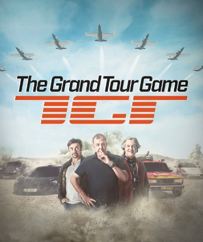 Artwork ke hře The Grand Tour Game