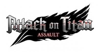 Artwork ke hře Attack on Titan: Assault