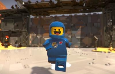 Artwork ke hře The LEGO Movie 2 Videogame