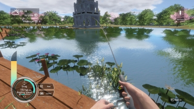 Artwork ke hře Pro Fishing Simulator