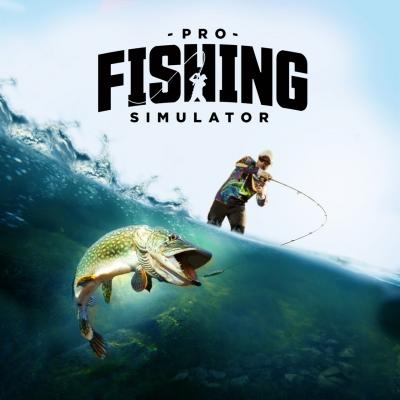 Artwork ke hře Pro Fishing Simulator