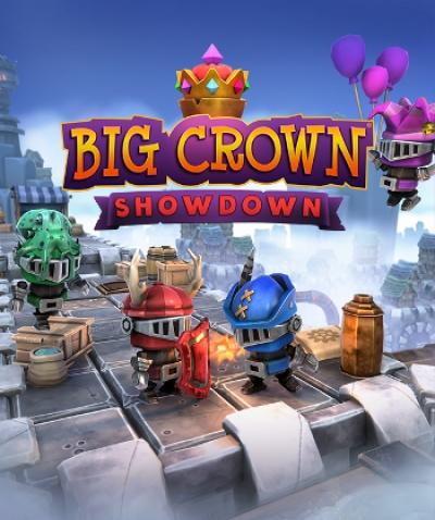 Artwork ke hře Big Crown: Showdown
