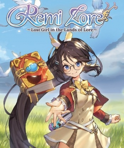 Artwork ke hře RemiLore: Lost Girl in the Lands of Lore