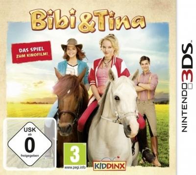 Artwork ke hře Bibi & Tina: Adventures with Horses