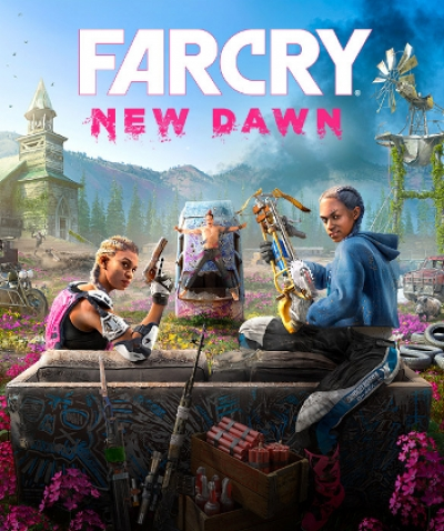Artwork ke hře Far Cry: New Dawn