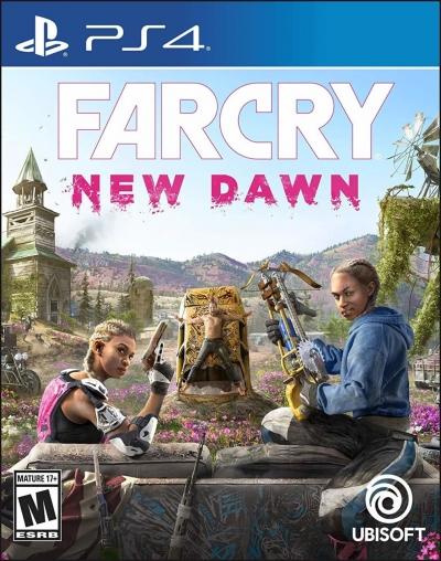 Artwork ke hře Far Cry: New Dawn