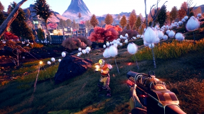 Screen ze hry The Outer Worlds