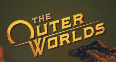 Artwork ke hře The Outer Worlds
